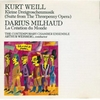 CCE: Weill and Milhaud