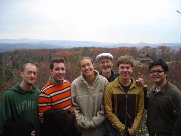 With the 2005 Yale School of Music Trumpet Studio