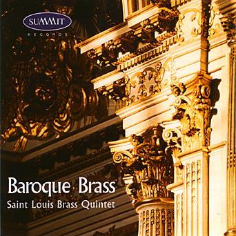 Saint Louis Brass Quintet - Baroque Brass
