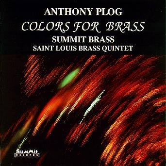 Saint Louis Brass Quintet - Colors for Brass