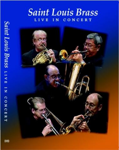 Saint Louis Brass Quintet - Live in Concert (DVD)