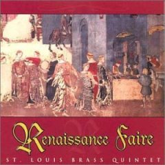 Saint Louis Brass Quintet - Renaissance Faire