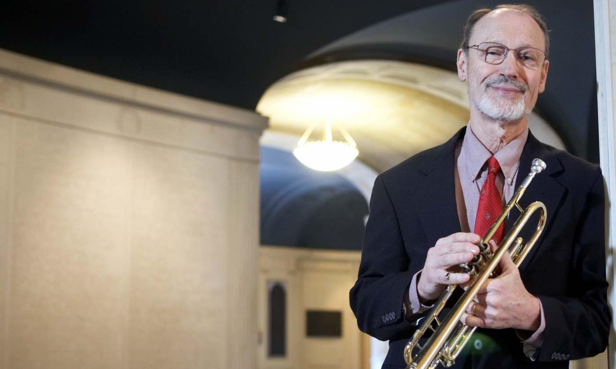 Allan Dean, trumpet